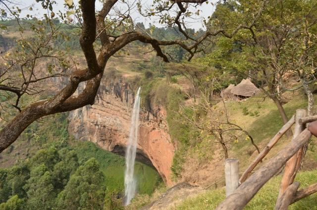 sipi falls your uganda