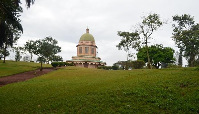 bahai temple kampal, uganda