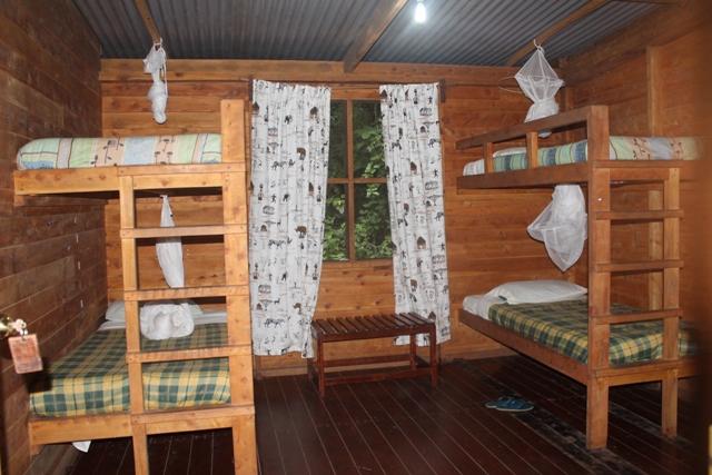 budongo eco lodge dormitory